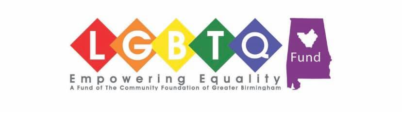 A huge thank you to the LGBTQ Fund of Birmingham
